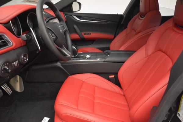 New 2017 Maserati Ghibli SQ4 for sale Sold at Alfa Romeo of Greenwich in Greenwich CT 06830 19