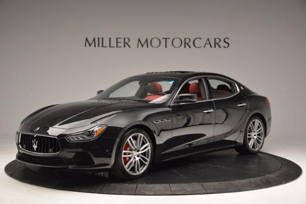 New 2017 Maserati Ghibli SQ4 for sale Sold at Alfa Romeo of Greenwich in Greenwich CT 06830 2