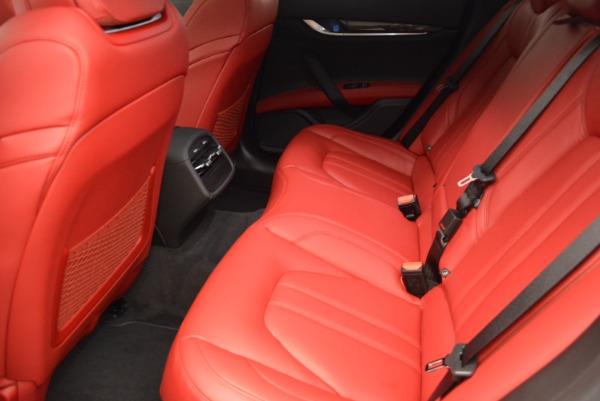 New 2017 Maserati Ghibli SQ4 for sale Sold at Alfa Romeo of Greenwich in Greenwich CT 06830 24