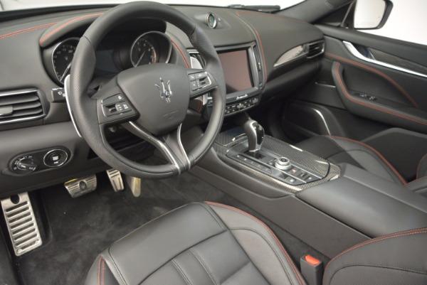 New 2017 Maserati Levante S for sale Sold at Alfa Romeo of Greenwich in Greenwich CT 06830 13