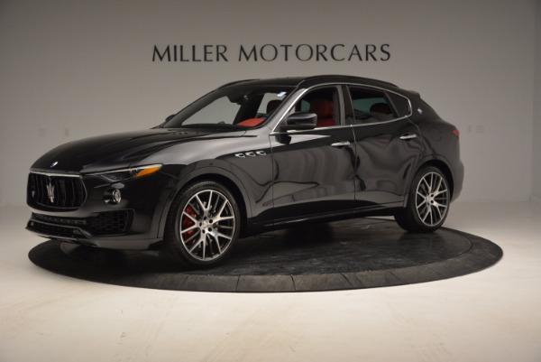 New 2017 Maserati Levante S for sale Sold at Alfa Romeo of Greenwich in Greenwich CT 06830 2