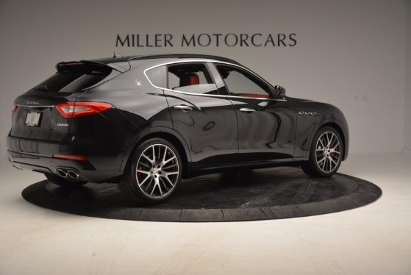 New 2017 Maserati Levante S for sale Sold at Alfa Romeo of Greenwich in Greenwich CT 06830 8