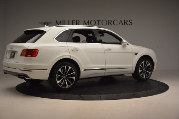 Used 2017 Bentley Bentayga for sale Sold at Alfa Romeo of Greenwich in Greenwich CT 06830 8