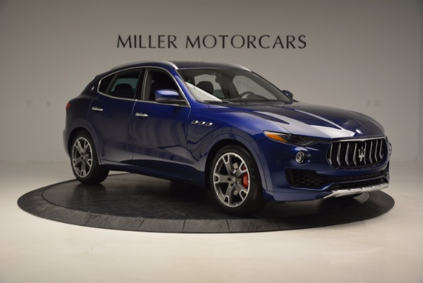 New 2017 Maserati Levante S for sale Sold at Alfa Romeo of Greenwich in Greenwich CT 06830 5