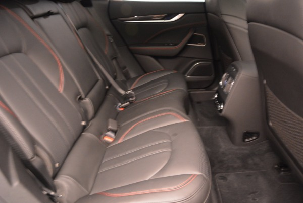 New 2017 Maserati Levante S Q4 for sale Sold at Alfa Romeo of Greenwich in Greenwich CT 06830 26