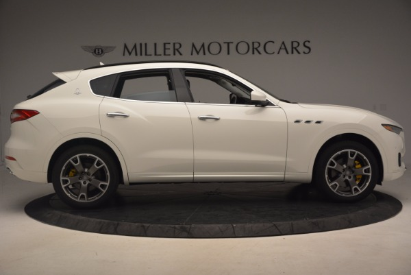 New 2017 Maserati Levante S Q4 for sale Sold at Alfa Romeo of Greenwich in Greenwich CT 06830 9