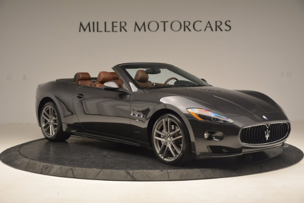 Used 2012 Maserati GranTurismo Sport for sale Sold at Alfa Romeo of Greenwich in Greenwich CT 06830 11