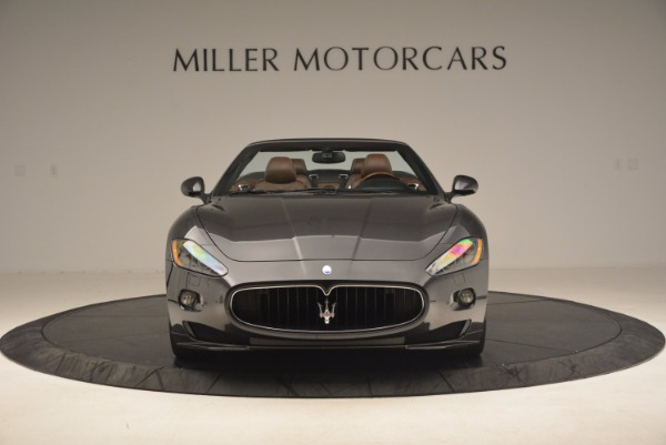 Used 2012 Maserati GranTurismo Sport for sale Sold at Alfa Romeo of Greenwich in Greenwich CT 06830 12