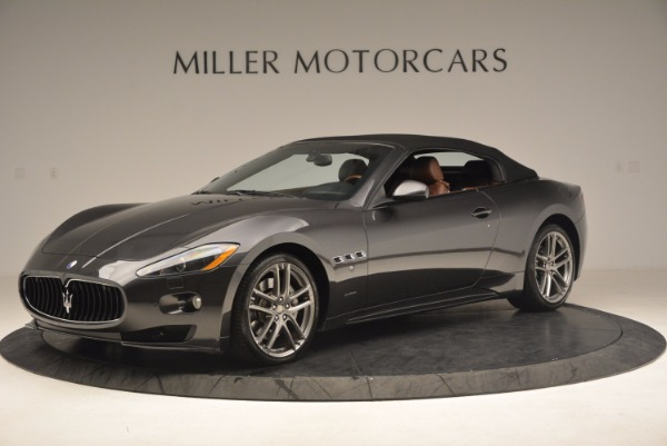 Used 2012 Maserati GranTurismo Sport for sale Sold at Alfa Romeo of Greenwich in Greenwich CT 06830 14