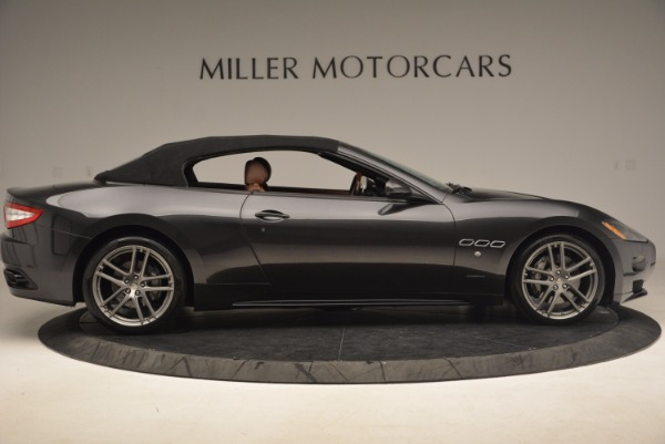 Used 2012 Maserati GranTurismo Sport for sale Sold at Alfa Romeo of Greenwich in Greenwich CT 06830 16