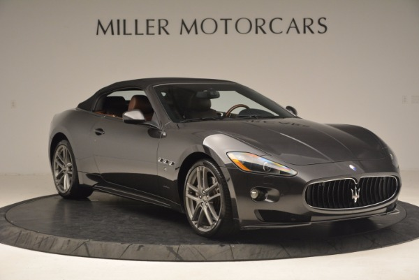 Used 2012 Maserati GranTurismo Sport for sale Sold at Alfa Romeo of Greenwich in Greenwich CT 06830 18