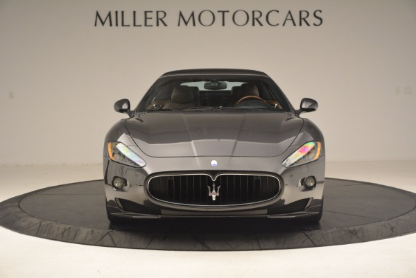 Used 2012 Maserati GranTurismo Sport for sale Sold at Alfa Romeo of Greenwich in Greenwich CT 06830 19