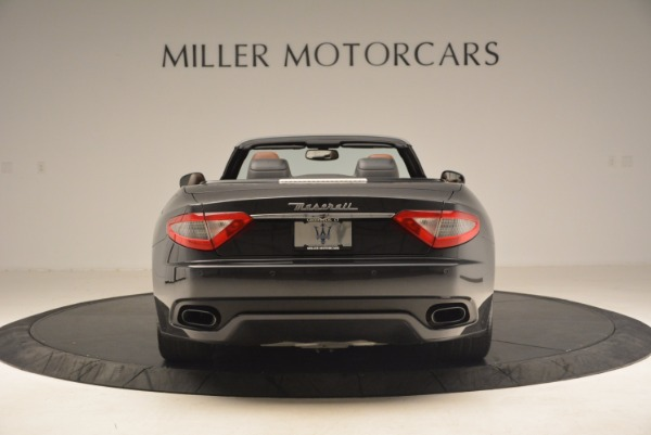 Used 2012 Maserati GranTurismo Sport for sale Sold at Alfa Romeo of Greenwich in Greenwich CT 06830 6