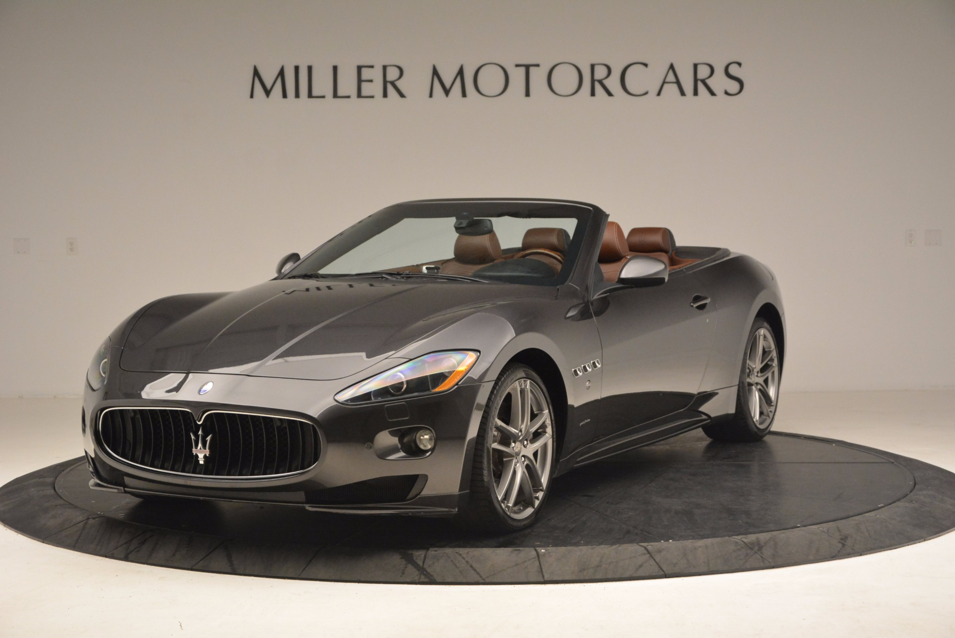 Used 2012 Maserati GranTurismo Sport for sale Sold at Alfa Romeo of Greenwich in Greenwich CT 06830 1
