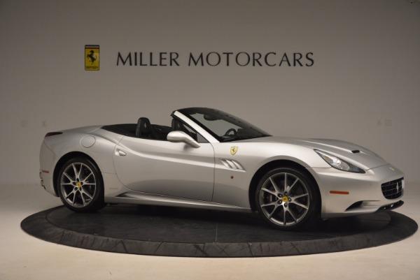 Used 2012 Ferrari California for sale Sold at Alfa Romeo of Greenwich in Greenwich CT 06830 10