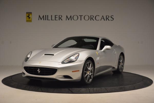 Used 2012 Ferrari California for sale Sold at Alfa Romeo of Greenwich in Greenwich CT 06830 13
