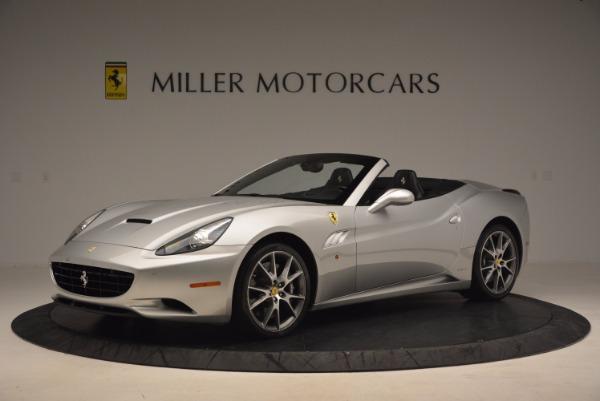 Used 2012 Ferrari California for sale Sold at Alfa Romeo of Greenwich in Greenwich CT 06830 2
