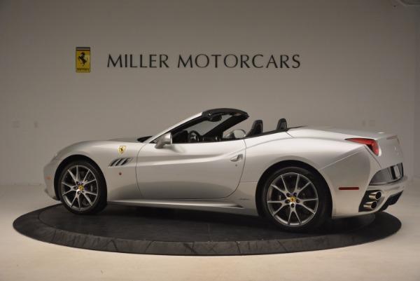 Used 2012 Ferrari California for sale Sold at Alfa Romeo of Greenwich in Greenwich CT 06830 4