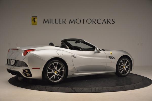 Used 2012 Ferrari California for sale Sold at Alfa Romeo of Greenwich in Greenwich CT 06830 8