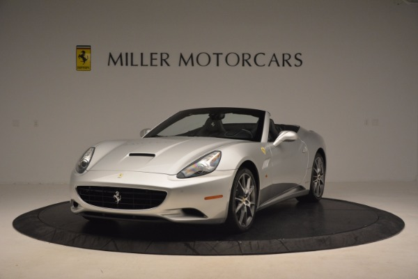Used 2012 Ferrari California for sale Sold at Alfa Romeo of Greenwich in Greenwich CT 06830 1