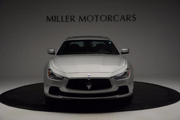 Used 2014 Maserati Ghibli for sale Sold at Alfa Romeo of Greenwich in Greenwich CT 06830 11