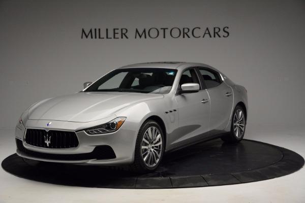 Used 2014 Maserati Ghibli for sale Sold at Alfa Romeo of Greenwich in Greenwich CT 06830 12