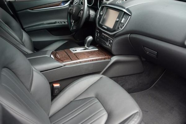 Used 2014 Maserati Ghibli for sale Sold at Alfa Romeo of Greenwich in Greenwich CT 06830 19
