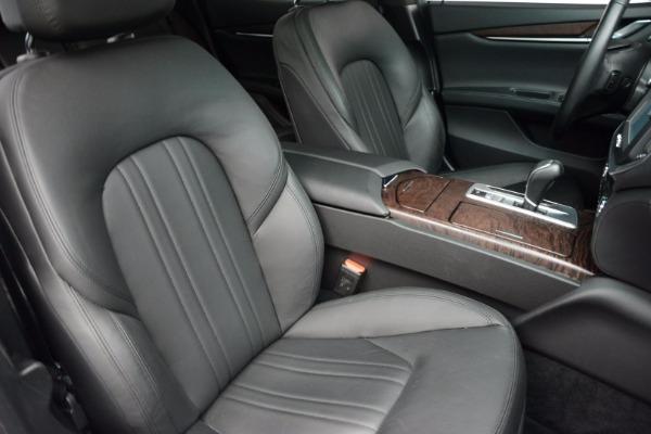 Used 2014 Maserati Ghibli for sale Sold at Alfa Romeo of Greenwich in Greenwich CT 06830 21