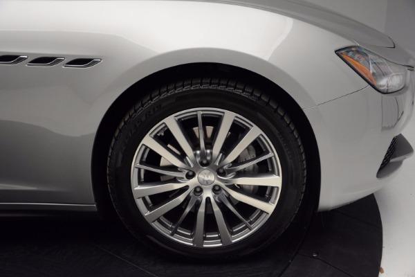 Used 2014 Maserati Ghibli for sale Sold at Alfa Romeo of Greenwich in Greenwich CT 06830 22