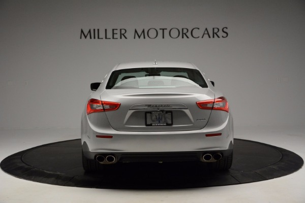 Used 2014 Maserati Ghibli for sale Sold at Alfa Romeo of Greenwich in Greenwich CT 06830 5