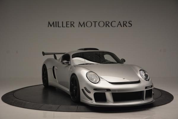 Used 2012 Porsche RUF CTR-3 Clubsport for sale Sold at Alfa Romeo of Greenwich in Greenwich CT 06830 14