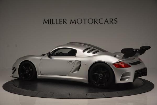 Used 2012 Porsche RUF CTR-3 Clubsport for sale Sold at Alfa Romeo of Greenwich in Greenwich CT 06830 4