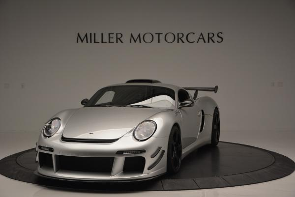 Used 2012 Porsche RUF CTR-3 Clubsport for sale Sold at Alfa Romeo of Greenwich in Greenwich CT 06830 1