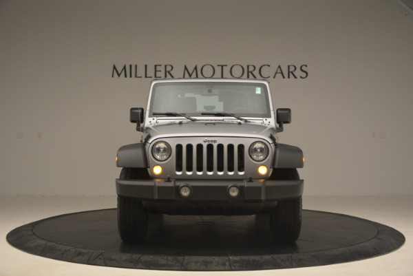 Used 2015 Jeep Wrangler Sport for sale Sold at Alfa Romeo of Greenwich in Greenwich CT 06830 12