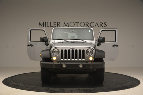 Used 2015 Jeep Wrangler Sport for sale Sold at Alfa Romeo of Greenwich in Greenwich CT 06830 13
