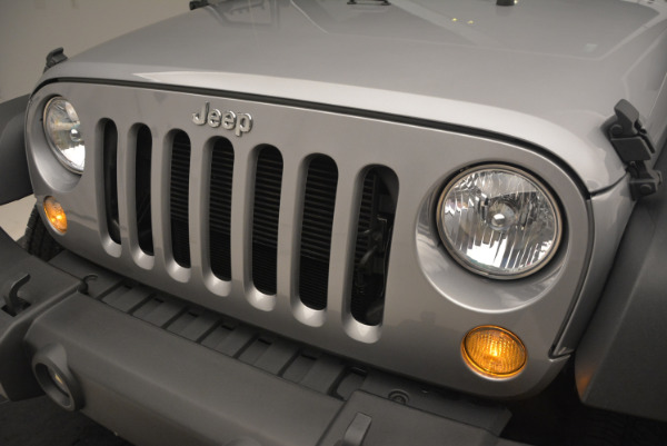 Used 2015 Jeep Wrangler Sport for sale Sold at Alfa Romeo of Greenwich in Greenwich CT 06830 14