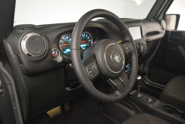 Used 2015 Jeep Wrangler Sport for sale Sold at Alfa Romeo of Greenwich in Greenwich CT 06830 18