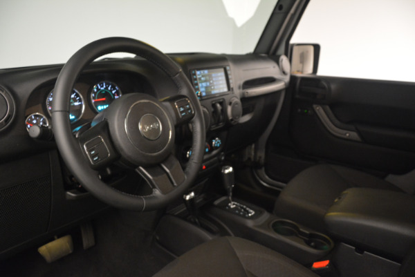 Used 2015 Jeep Wrangler Sport for sale Sold at Alfa Romeo of Greenwich in Greenwich CT 06830 19