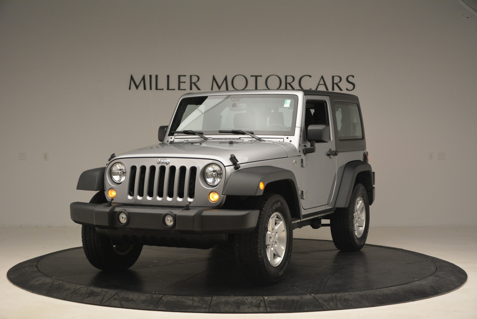Used 2015 Jeep Wrangler Sport for sale Sold at Alfa Romeo of Greenwich in Greenwich CT 06830 1