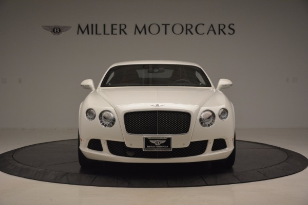 Used 2014 Bentley Continental GT Speed for sale Sold at Alfa Romeo of Greenwich in Greenwich CT 06830 13