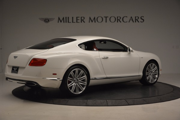 Used 2014 Bentley Continental GT Speed for sale Sold at Alfa Romeo of Greenwich in Greenwich CT 06830 9