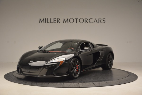 Used 2016 McLaren 650S Spider for sale Sold at Alfa Romeo of Greenwich in Greenwich CT 06830 13