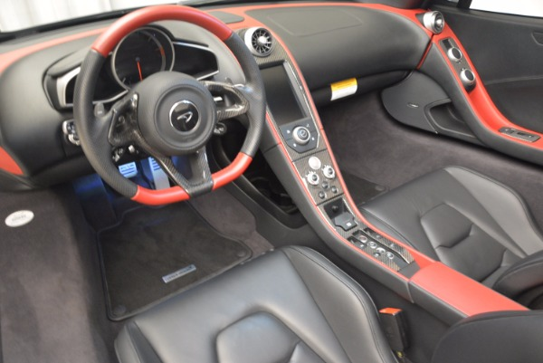 Used 2016 McLaren 650S Spider for sale Sold at Alfa Romeo of Greenwich in Greenwich CT 06830 21