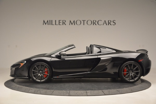 Used 2016 McLaren 650S Spider for sale Sold at Alfa Romeo of Greenwich in Greenwich CT 06830 3