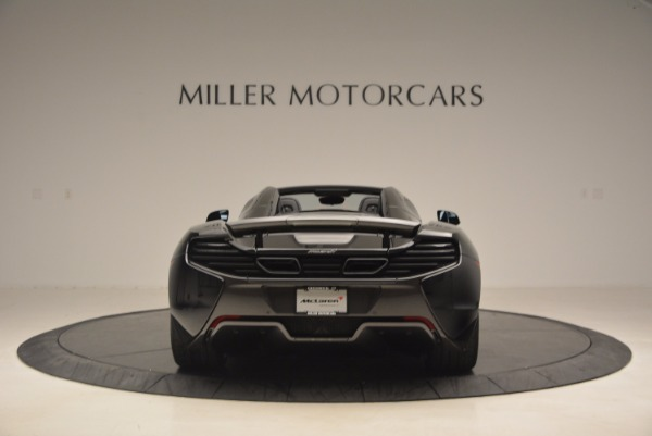 Used 2016 McLaren 650S Spider for sale Sold at Alfa Romeo of Greenwich in Greenwich CT 06830 6