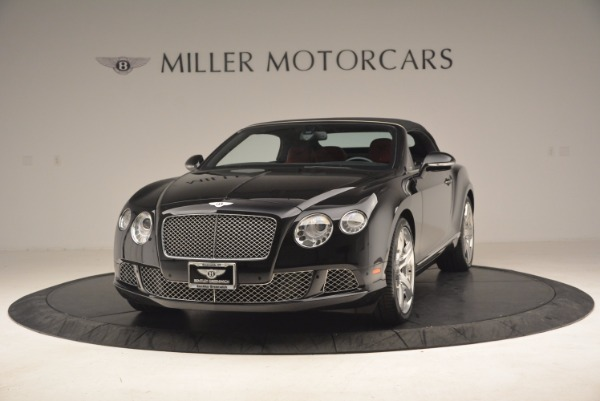 Used 2012 Bentley Continental GT W12 Convertible for sale Sold at Alfa Romeo of Greenwich in Greenwich CT 06830 14