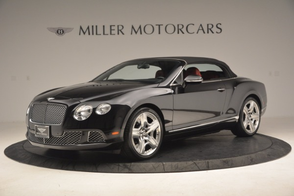 Used 2012 Bentley Continental GT W12 Convertible for sale Sold at Alfa Romeo of Greenwich in Greenwich CT 06830 15
