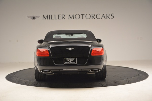 Used 2012 Bentley Continental GT W12 Convertible for sale Sold at Alfa Romeo of Greenwich in Greenwich CT 06830 19