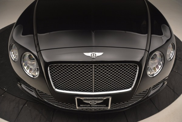 Used 2012 Bentley Continental GT W12 Convertible for sale Sold at Alfa Romeo of Greenwich in Greenwich CT 06830 25