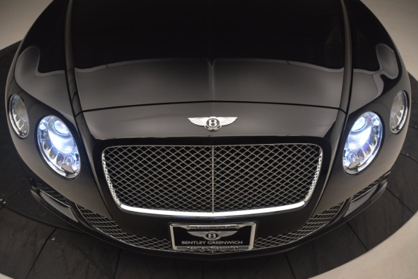 Used 2012 Bentley Continental GT W12 Convertible for sale Sold at Alfa Romeo of Greenwich in Greenwich CT 06830 26
